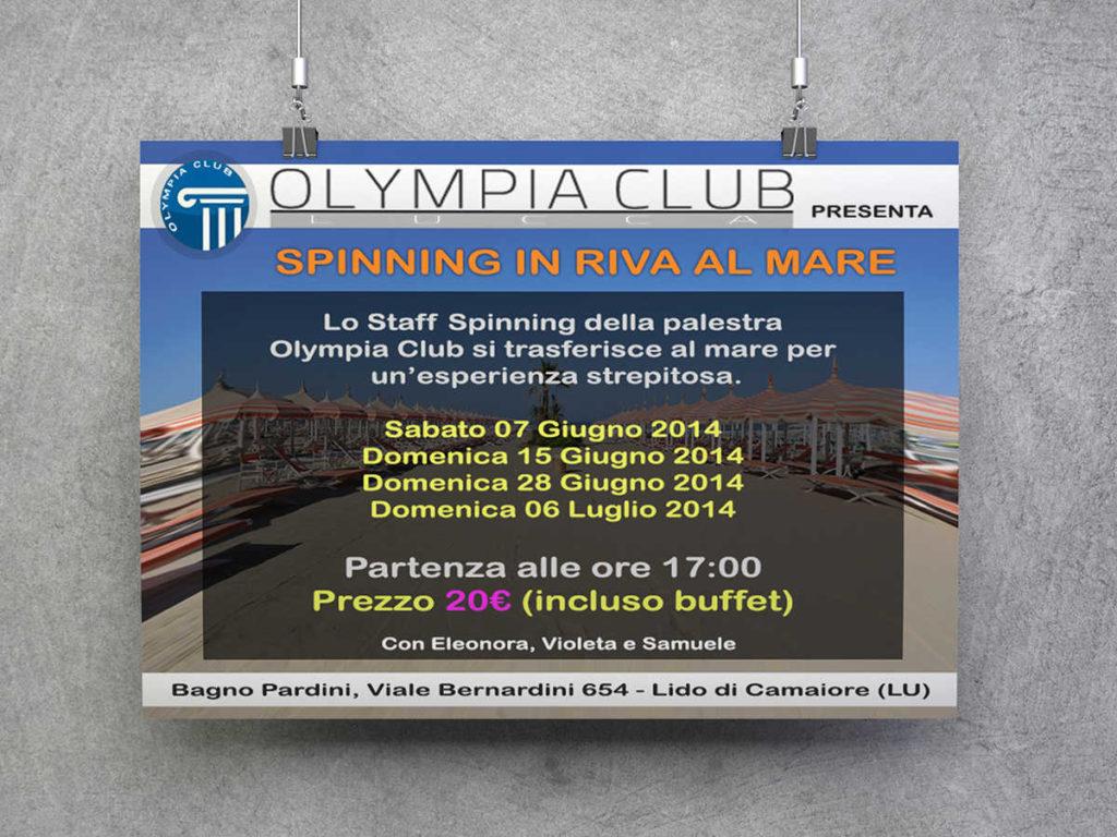 Web Agency Volantino Olympia