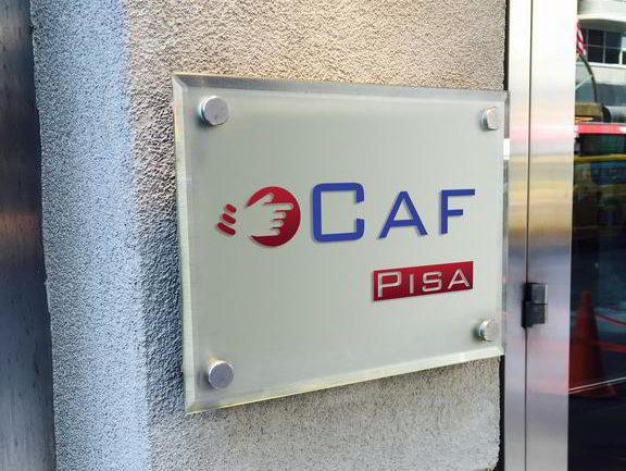 Logo Caf Pisa