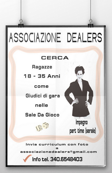Pink Dealers a Lucca